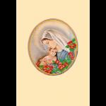 """Набор для вышивания бисером с паспарту """"Мать и дитя"""" """"Матренин Посад"""""""