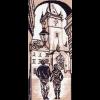 "Канва с рисунком ""Городская ратуша"" ""Матренин Посад"""