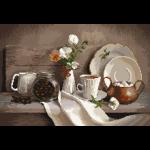 """Канва с рисунком """"Кофейный аромат"""" """"Матренин Посад"""""""