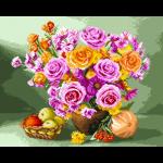 "Канва с рисунком ""Осенний натюрморт"" ""Матренин Посад"""