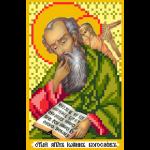 """Рисунок на шелке для вышивания бисером """"Святой Иоанн Богослов"""" """"Матренин Посад"""""""