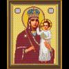 """Набор для вышивания бисером """"Богородица «Призри на смирение»"""" """"Нова Слобода"""""""