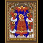 """Набор для вышивания бисером """"Богородица Прибавление ума"""" """"Нова Слобода"""""""