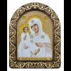 """Набор для вышивания бисером """"Богородица Троеручица"""" """"Нова Слобода"""""""