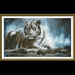 """Набор для вышивания """"Амурский тигр"""" """"Нова Слобода"""""""