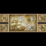 """Набор для вышивания """"Морское путешествие"""" """"Нова Слобода"""""""