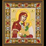 """Набор для вышивания бисером """"Богородица """"Утоли моя печали"""" """"Нова Слобода"""""""