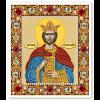 """Набор для вышивания бисером """"Св. Равноап. Царь Константин"""" """"Нова Слобода"""""""