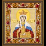 """Набор для вышивания бисером """"Св. Равноап. Царица Елена"""" """"Нова Слобода"""""""