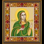 """Набор для вышивания бисером """"Св. Равноап. Мария Магдалина"""" """"Нова Слобода"""""""