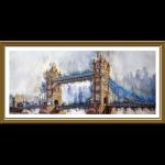 """Набор для вышивания бисером """"Легендарный лондонский мост"""" """"Нова Слобода"""""""