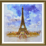 """Набор для вышивания бисером """"Символ Парижа"""" """"Нова Слобода"""""""