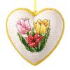 """Набор для вышивания с пластиковой формой OR7330 """"Тюльпаны"""" """"Orchidea"""""""