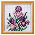 """Набор для вышивания OR7516 """"Ирисы"""" """"Orchidea"""""""