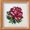 "Набор для вышивания ""Красная роза"" OR7588 ""Orchidea"""