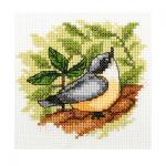 """Набор для вышивания OR7595 """"Птица на ветке"""" """"Orchidea"""""""