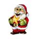 """Набор для вышивания Подушка фигурная OR9393 """"Санта-Клаус"""" 34,5х46см """"Orchidea"""""""