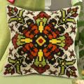 """Набор для вышивания Подушка OR9510 """"Растительный орнамент"""" 40х40см """"Orchidea"""""""