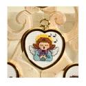 """Набор для вышивания с рамкой OR6204 """"Поющий ангел"""" """"Orchidea"""""""