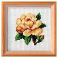 "Набор для вышивания ""Желтая роза"" OR7589 ""Orchidea"""