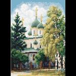 """Набор для вышивания """"Церковь"""" """"Panna"""""""