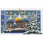 """Набор для вышивания """"Рождественские купола"""" """"Panna"""""""