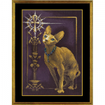 """Набор для вышивания """"Египетская кошка"""" """"Panna"""""""