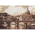 """Набор для вышивания """"Рим. Собор Святого Петра"""" """"Panna"""""""