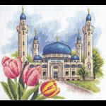 """Набор для вышивания """"Соборная мечеть в Майкопе"""" """"Panna"""""""