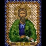 """Набор для вышивания бисером """"Икона Святого Апостола Андрея"""" """"Panna"""""""