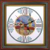 """Набор для вышивания Часы """"На старой ратуше"""" """"Panna"""""""