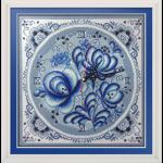 """Набор для вышивания Часы """"Синие мечты"""" """"Panna"""""""