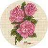 """Набор для вышивания """"Букетик роз"""" """"Panna"""""""