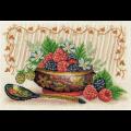 """Набор для вышивания """"Садовые ягоды"""" """"Panna"""""""