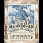 """Набор для вышивания """"Троице-Измайловский собор в Санкт-Петербурге"""" """"Panna"""""""