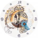 """Набор для вышивания Часы """"Механическое время"""" """"Panna"""""""