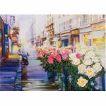 "Набор для вышивания лентами ""Цветы Парижа"" ""Panna"""