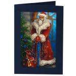 """Набор для вышивания """"Открытка. Дед Мороз"""" """"Panna"""""""