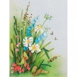 """Набор для вышивания лентами """"Полевые цветы. Ромашки"""" """"Panna"""""""