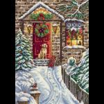 """Набор для вышивания """"В канун Рождества"""" """"Panna"""""""