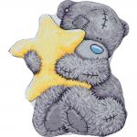 """Набор для вышивания Подушка фигурная """"Tatty Teddy со звёздочкой"""" """"Panna"""""""