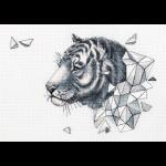 """Набор для вышивания """"Геометрия. Тигр"""" """"Panna"""""""