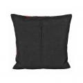 """Обратная сторона подушки черная с молнией 40х40см """"Panna"""""""