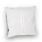 """Обратная сторона подушки белая с молнией 45х45см """"Panna"""""""