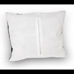 """Обратная сторона подушки белая с молнией 50х40см """"Panna"""""""