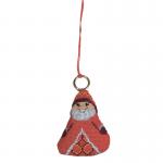 """Набор для вышивания """"Дед Мороз в красном"""" """"Permin"""" (Дания)"""