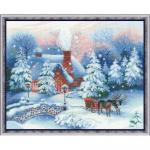 """Набор для вышивания """"Накануне Рождества"""" """"Риолис"""""""