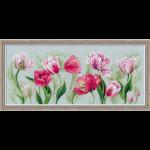 """Набор для вышивания """"Весенние тюльпаны"""" """"Риолис"""""""