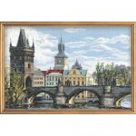 """Набор для вышивания """"Прага. Карлов мост"""" """"Риолис"""""""