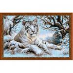 """Набор для вышивания """"Бенгальский тигр"""" """"Риолис"""""""